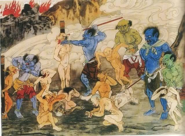 Chuyến du hành đầy ám ảnh dưới âm gian của một người không tin Thần Phật và báo ứng