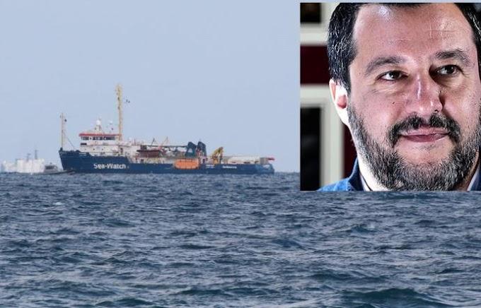 Open Arms: giunta dice no a processo per Salvini