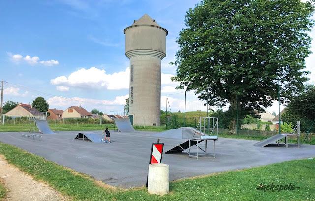 Skatepark Montmirail