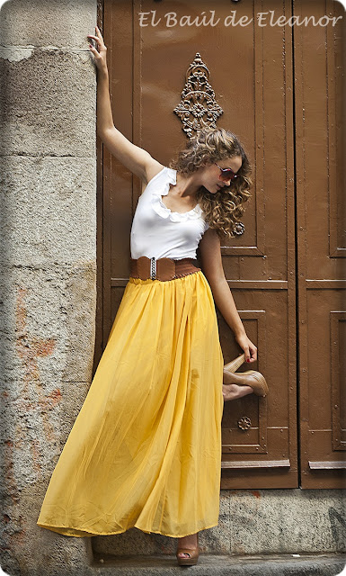 Outfit of the Day: Last Summer Sunshines El Baúl de Eleanor elbauldeeleanor
