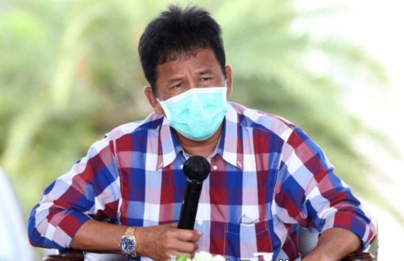 Pendistribusisn Sembako Tahap Kedua Akan Dimulai, Rudi Ingatkan Lurah dan Tim Pendata 'Tidak Boleh Double'