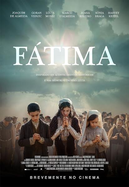 FATIMA - FALTAM 2 SEMANAS - 7 DE OUTUBRO NO CINEMA