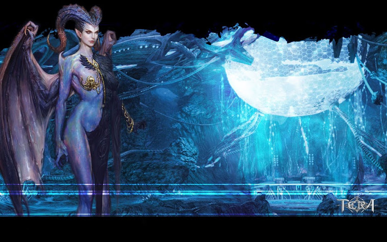 Tera Online Game Wallpapers