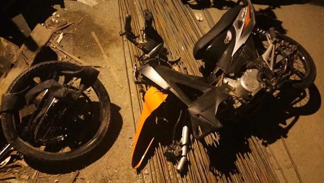 Kecelakaan Antara Motor Honda Beat vs Honda Revo di Abepura, 2 Pengendara Meninggal