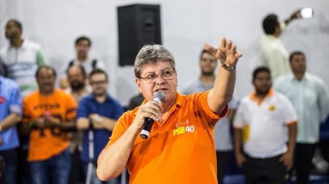 Conheça as 86 promessas de João Azevêdo, Governador da PB