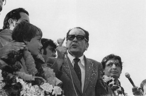 Hernán Siles y Jaime Paz juraban a la presidencia y vicepresidencia el 10 de octubre de 1982