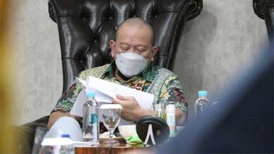 Ketua DPD RI Minta Rencana Kenaikan Tarif Parkir DKI Jakarta Dikaji Lagi
