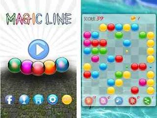 Game Magic Line