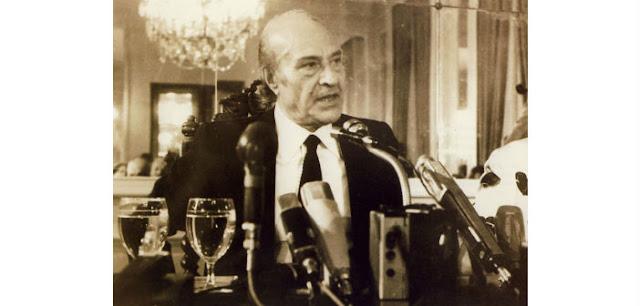 18 Οκτωβρίου 1979: Ο Οδυσσέας Ελύτης παραλαμβάνει το νόμπελ λογοτεχνίας (βίντεο)