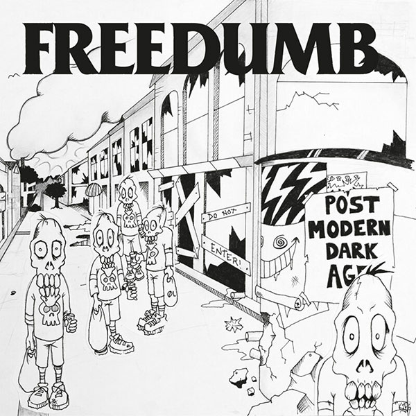 "Freedumb premiere video for ""Let It Rip"""