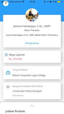 konsultasi online dengan dokter