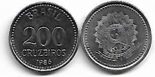 200 Cruzeiros, 1986