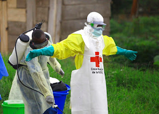 Congolese officials say a second Ebola case confirmed the case in Goma city dies