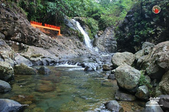 Air Terjun Kota Padang