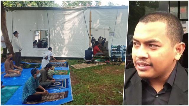 Warga Muslim Minoritas di Perumahan TVM Dilarang Bangun Masjid, Pengacara HRS: Ironis!