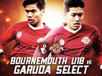 Link Streaming Garuda Select vs Bournemouth U18 di Mola TV