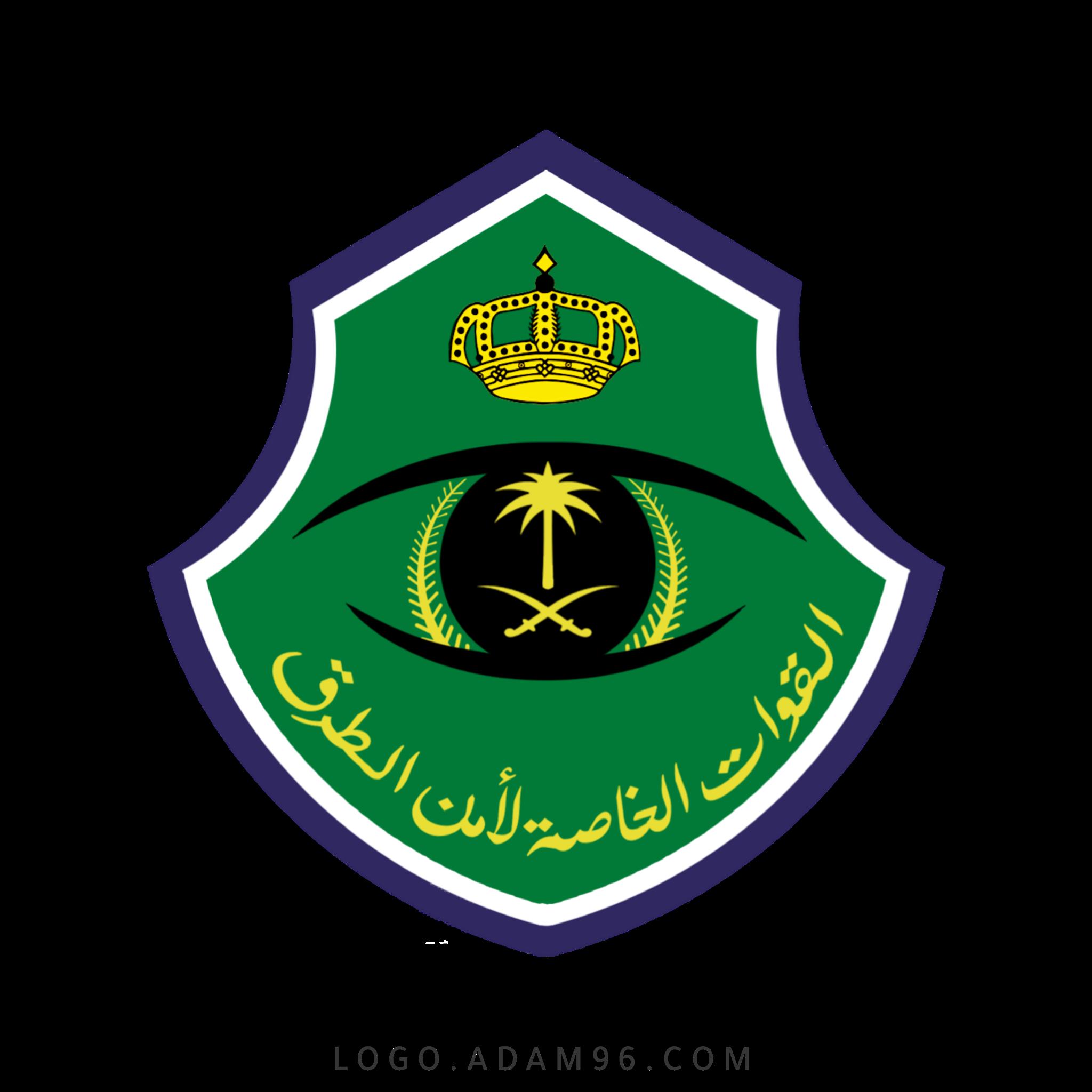 تحميل شعار القوات الخاصة لأمن الطرق لوجو رسمي PNG