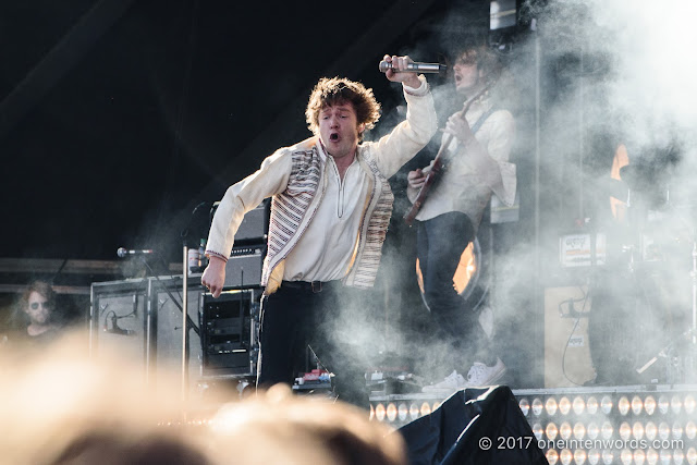 Cage the Elephant at Osheaga on August 5, 2017 Photo by John at One In Ten Words oneintenwords.com toronto indie alternative live music blog concert photography pictures photos