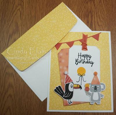 Heart's Delight Cards, Bonanza Buddies, SRC - Bonanza Buddies, 2020 Jan-June Mini Catalog, Stampin' Up!