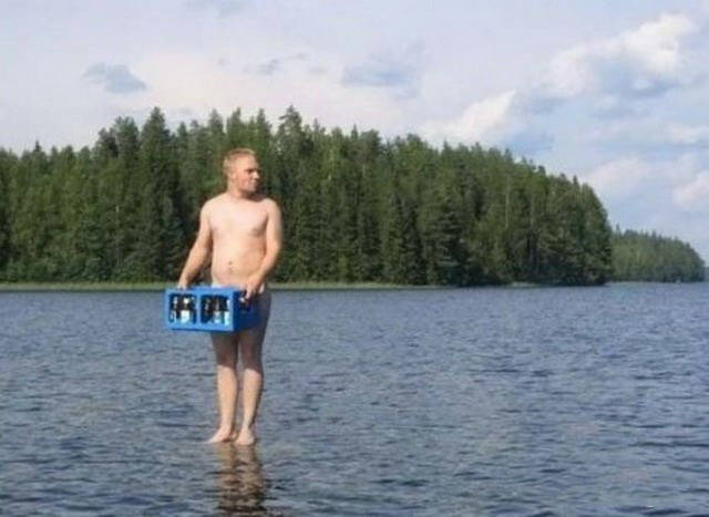 That's Classic Russian Outdoor Leisure, Nothing Special (26 pics)