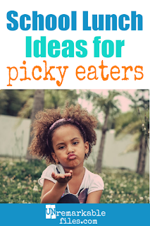 This easy method for packing school lunches will transform your weekday mornings. With a little make-ahead prep, your kids (including your picky eaters) will fill up on a healthy lunch made at home. These school lunch ideas for kids work with any age, from preschool to elementary to teen. #lunchideas #easy #healthy#pickyeaters #backtoschool#parentinghacks