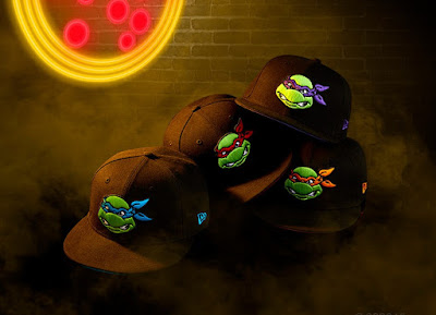 Teenage Mutant Ninja Turtles Hat Collection by New Era Cap