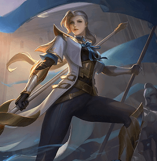 Build Set Gear Hero Silvanna Mobile Legend Terbaru Dan Tersakit 2019