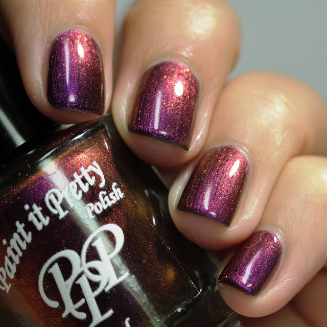 Paint It Pretty Polish You Gotta Put Your Behind In Your Past swatch by Streets Ahead Style