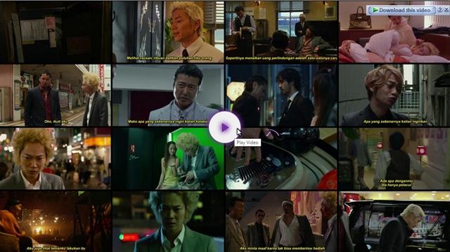 Screenshots Download Film Gratis Shinjuku Swan (2015) BluRay 480p MP4 Subtitle Indonesia 3GP Nonton Film Gratis Free Full Movie Streaming