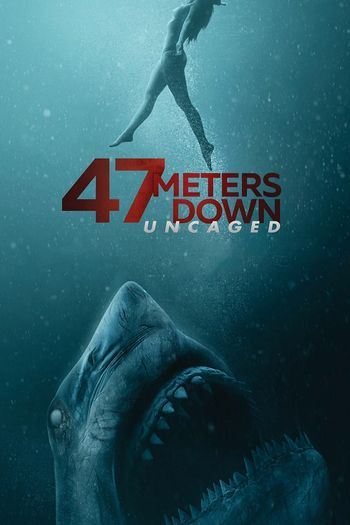 47 Meters Down Uncaged (2019) Hindi BluRay Dual Audio [Hindi & English] 1080p 720p 480p [x264/HEVC] | Full Movie
