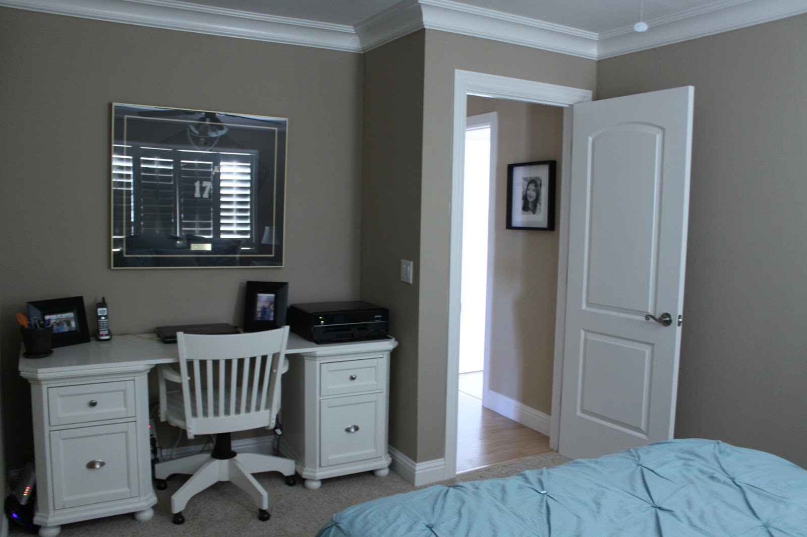 The Larson Lingo: Office/Guest Room Remodel: Before