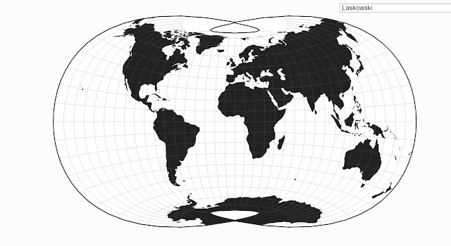 Odwzorowania kartograficzne