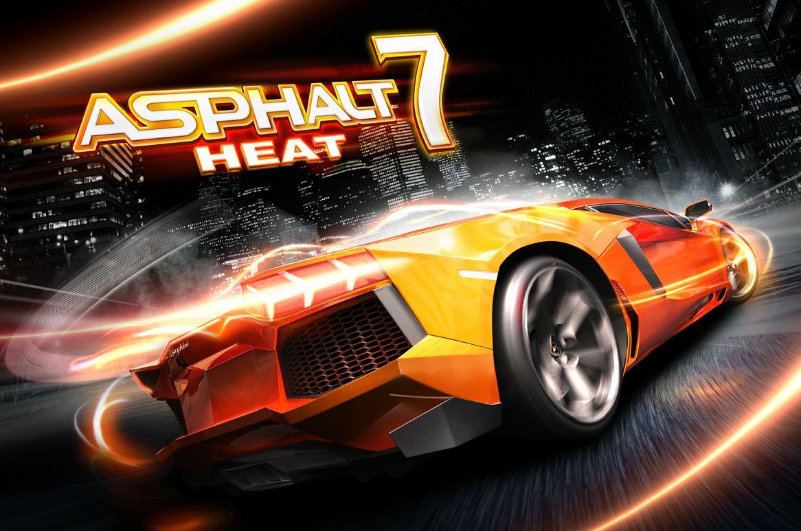 Free download apk android: asphalt 7 heat v1. 1 apk.