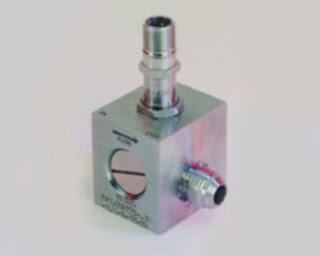 MF Series Turbine Flow Meters for Gas