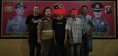 Bandar Judi Ketangkasan Ditangkap Unit Resum Polres Labuhanbatu