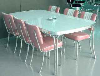 Formica dining room sets
