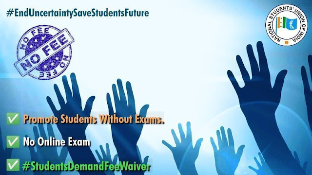 We want VTU to promote us to next semester with any examination
