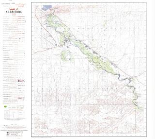 Telecharger les cartes topographique du maroc