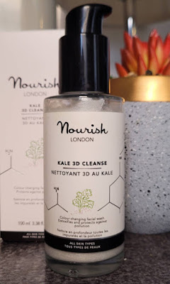 Nourish London Skincare Kale 3D Cleanse