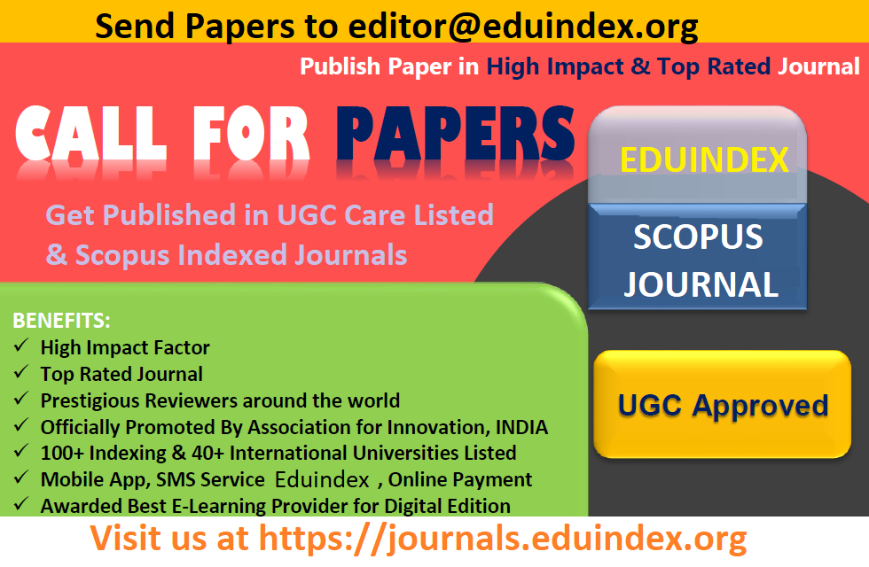 Eduindex - Indexing of Educational Contents -Books, Journals