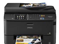 Epson WorkForce Pro WF-4630 Wireless Printer Setup