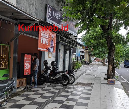 drop of point lazada di Surabaya