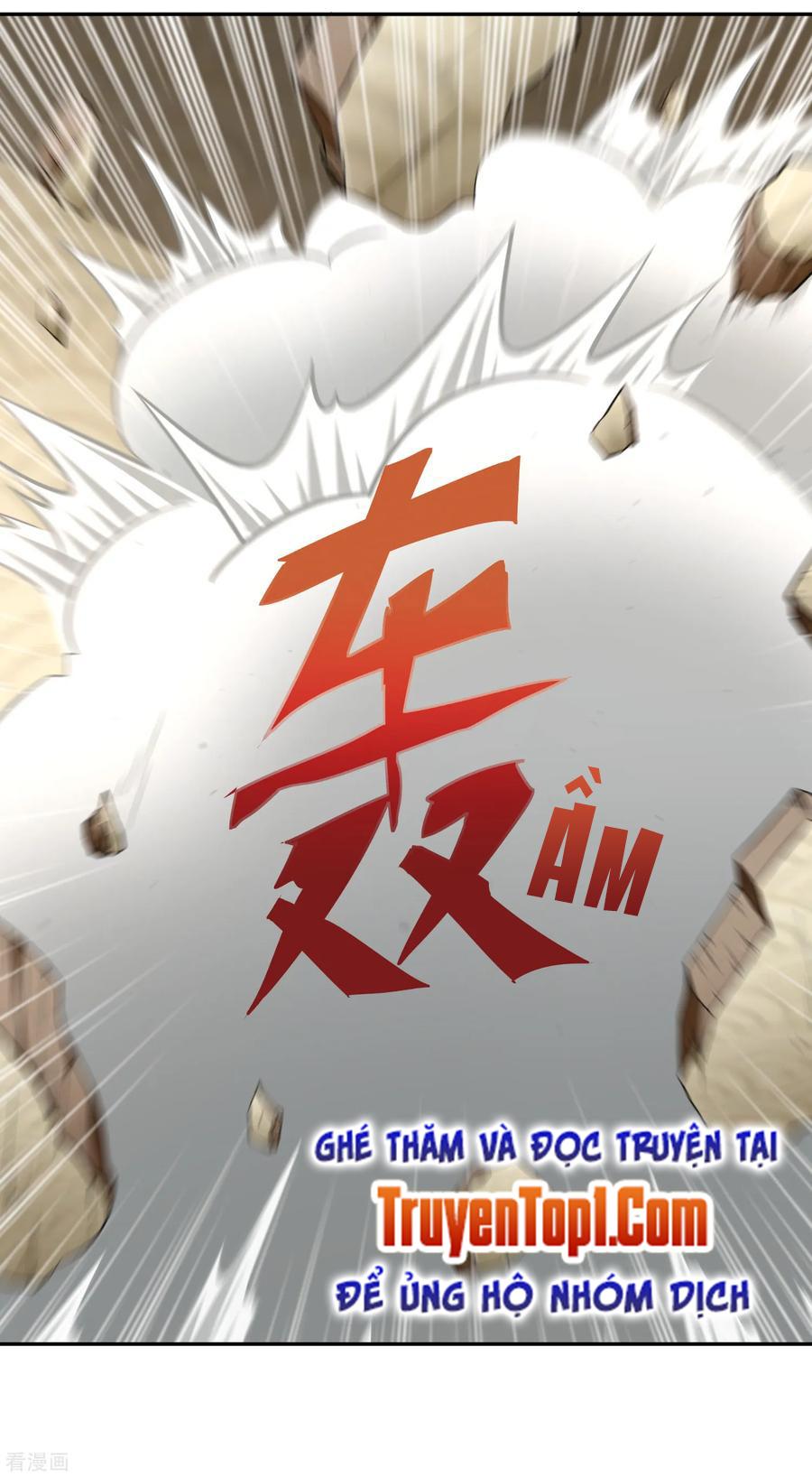 Võ Linh Kiếm Tôn chap 130 - Trang 31