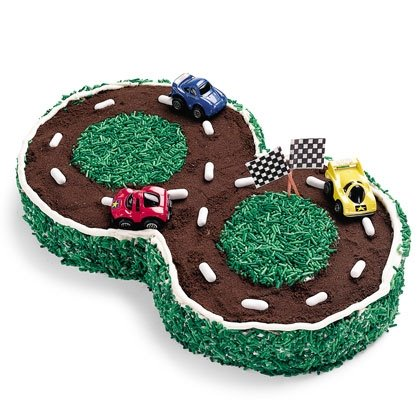 Racetrack Cake Recipe