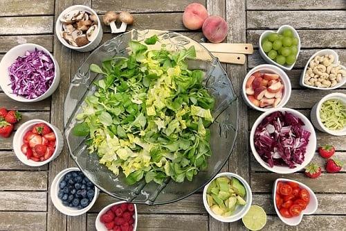Makan Makanan Bergizi dan Teratur