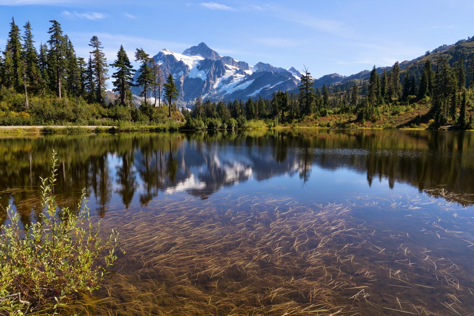 Shuksan Mount Baker