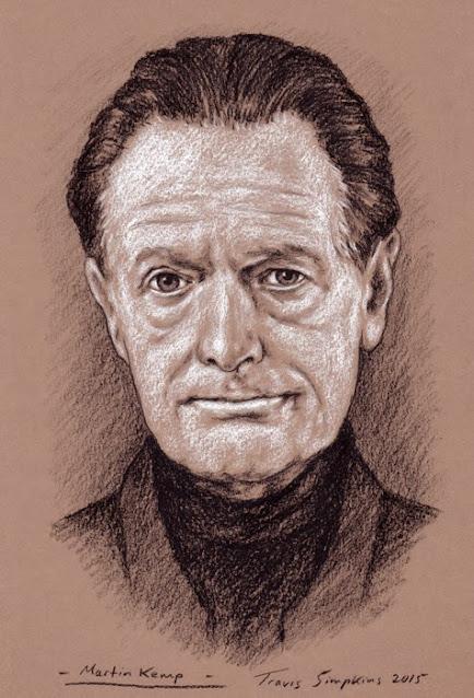 Martin Kemp. Art Historian. Leonardo da Vinci. Oxford University. by Travis Simpkins
