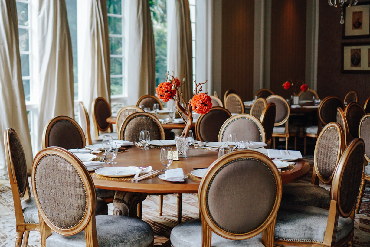 The Food In Orient 8 Is Nothing To Worry About, Because When You Know That  A Brand As Magestic As Mulia Is Backing You Up, You Can Rule The World.