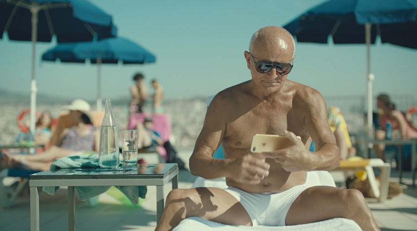 Apple iphone 7 commercial dive featuring the song la virgen de la apple iphone 7 commercial dive featuring the song la virgen de la macarena aloadofball Choice Image