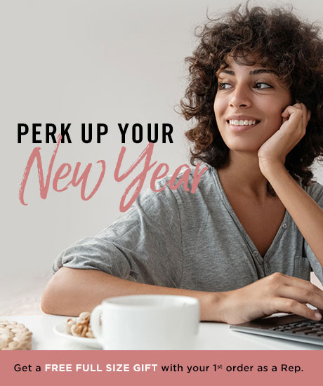 Perk Up Your New Year